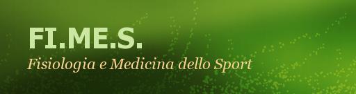 FIMES Fisiologia e Medicina dello Sport